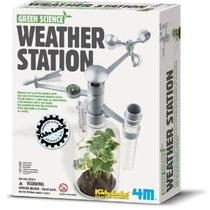 Kit De Estación Meteorológica 4m