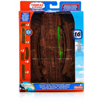 Thomas And Friends Trackmaster Vias Isla Misteriosa 16 Pzas.