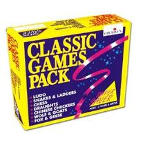 Juegos Clásicos - Creativo Paquete Aprender Enseñar Aprend