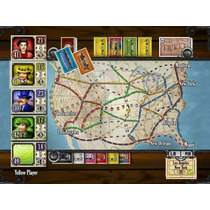 Juego De Mesa Ticket To Ride