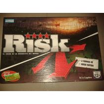 Risk Nuevo Piezas Completas Bien Cuidada