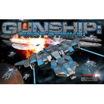 Gunship Juego De Mesa Para 2 A 4 Jugadores