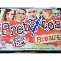 Juego De Mesa Pretextos Rbd Fotorama