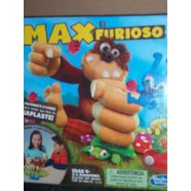 Max El Furioso Juego De Mesa