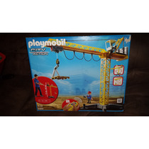 Playmobil 5466 City Action Grua Con Control Remoto