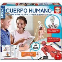 16560 El Cuerpo Humano App Modelo Anatómico Aplicación Educa