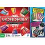 Monopoly Banco Electronico Juego De Mesa Hasbro En Español