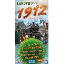 Ticket To Ride 1912 Expansión