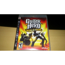 Guitar Hero World Tour Para Ps3 Completo