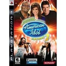Karaoke Revolution American Idol Encore 2 Solo En Gamekiosko