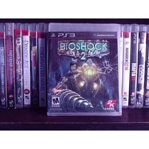 Juego Ps3 Bioshock 2 Nuevo Completo Mdn