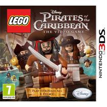 Lego Piratas Del Caribe Para Nintendo 3ds 3ds Xl . .
