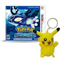 Pokémon Alfa Zafiro Para 3ds. Sólo En Gamers!