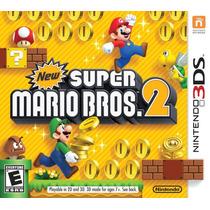 New Super Mario Bros 2 3ds Nuevo De Fabrica Citygame