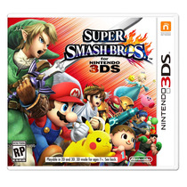 !!! Super Smash Bros Para Nintendo 3ds En Wholegames !!!