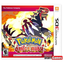 ..:: Pokemon Omega Ruby ::.. Para Nintendo 3ds
