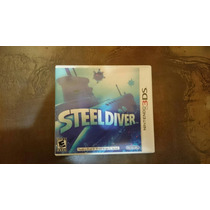 Vendo O Cambio Steeldiver 3ds