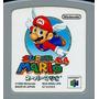 Super Mario 64 Nintendo64 Japonesa