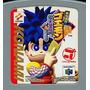 Ganbare Goemon Neo Momoyama Bakufu Nintendo64 Japonesa