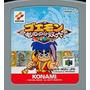 Goemon Mononoke Sugoroku Nintendo64 Japonesa