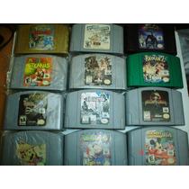 Nintendo 64 Varios Titulos Mario,zelda,smash,yoshi,killer