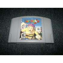 Paper Boy 64 Para Nintendo 64,excelente Titulo