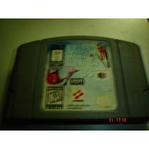 Nintendo 64 Nagano Juegos Olimpicos De Invierno
