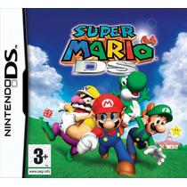 Super Mario 64 Ds - Nintendo Ds