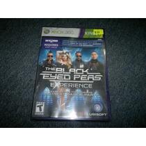 Black Eyed Peas Experience Nuevo Y Sellado Para Xbox 360