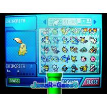Pokemon Diamond + 493 Pokes + Tms + Berrys + Rare Candys Nds
