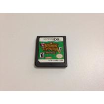 Animal Crossing Wild World Ds