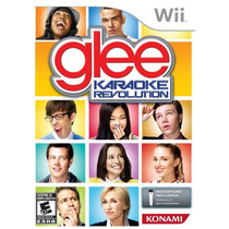Karaoke Revolution Glee (solo Juego) Wii Nuevo De Fabrica