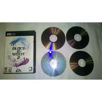 Black Y White 2 Pc 4discos Originales 3 Años Vendiendo