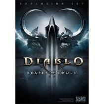 Tarjeta Blizzard Para Dlc Diablo 3 Reaper Of Souls Pc Amd
