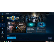 Starcraft Saga Completa Battle.net