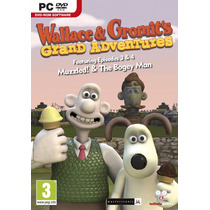Wallace & Gromit Episodios 3 Y 4 (pc)