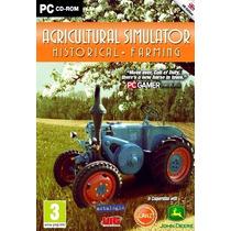 Agrícola Simulador Histórico Agricultura