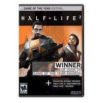 Half-life 2: Juego Del Año Edition - Pc