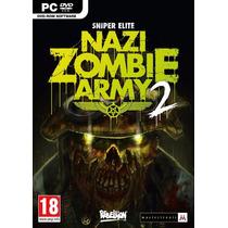 Sniper Elite: Nazi Zombie Army 2 (pc Dvd)