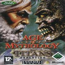 Age Of Mythology + Expansion Titans Pc