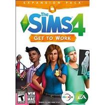 Los Sims 4 Manos A La Obra