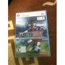 Pes Pro Evolution Soccer 2011