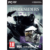 Darksiders - Colección Completa - Pc (uk Import)