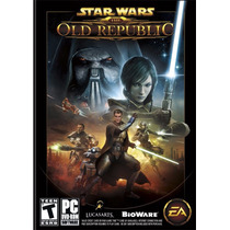 Juego Para Pc Star Wars: The Old Republic