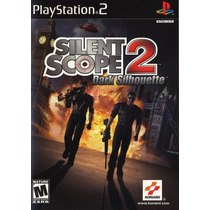 Silent Scope 2 Dark Silhouette Ps2 *