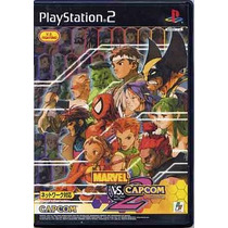 Marvel Vs Capcom 2 New Age Of Heroes Ps2 Japonesa
