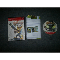 Ratchet And Clank Sin Instructivo Para Play Station 2.