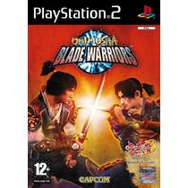 Onimusha Blade Warriors Ps2