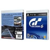 * Gran Turismo 6 Ps3 Real Driving Simulator