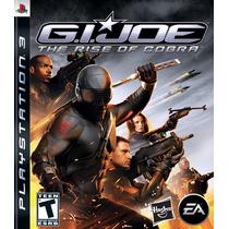 Gi - Joe The Rise Of The Cobra Ps3 Nuevo De Fabrica Citygame